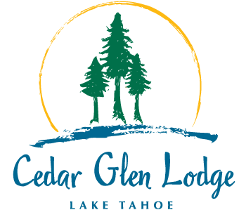 Cedar Glen Lodge Lake Tahoe Logo